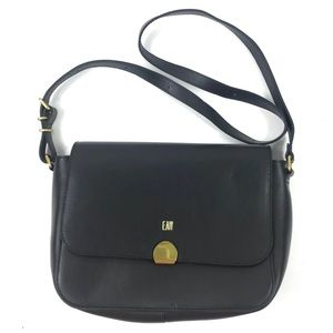 New Madewell The Abroad Shoulder Bag Monogram EAW